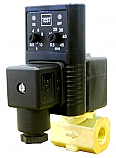 Jorc automatic timer-controlled condensate drains
