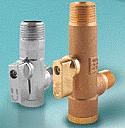 Ball valve strainers