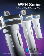 Industrial high efficiency filters